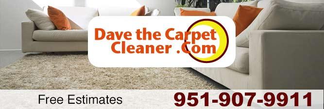 Dave The Carpet Cleaner Riverside Ca 951 907 9911