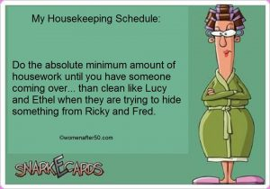 housekeeping-schedule